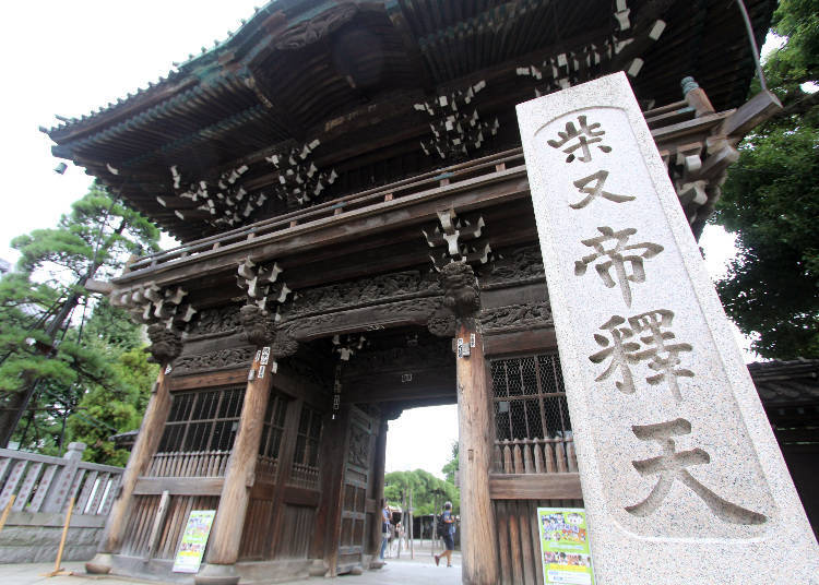 The Secrets of Taishakuten Temple: Pines like Dragons and Beautiful Wood Carvings