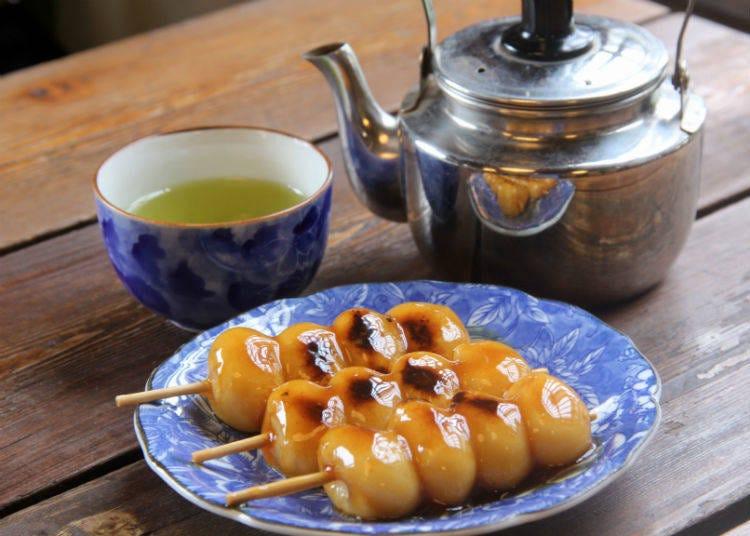 Goto Dangoya: the Tastiest Dumplings in the Entire Town