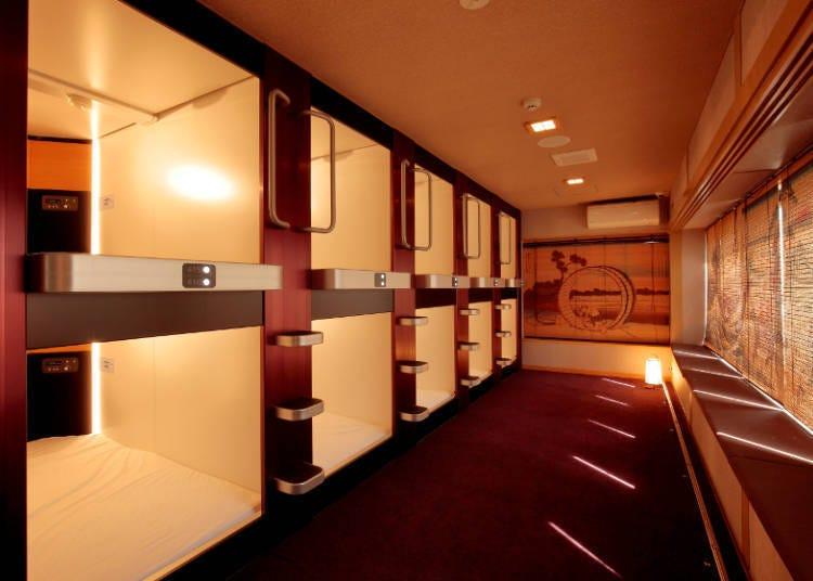 Nadeshiko Hotel Shibuya (澀谷撫子旅館)