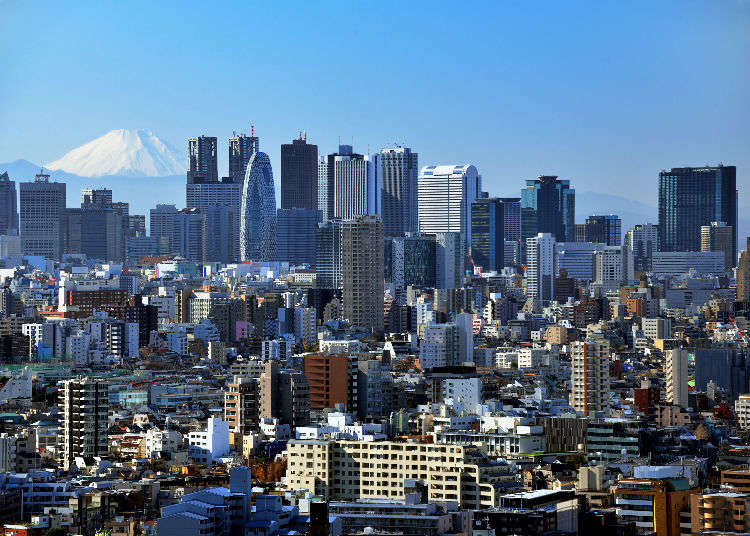 Spectacular Snaps - Best Views in Tokyo! Top 6 Spots to See Tokyo's Skyline