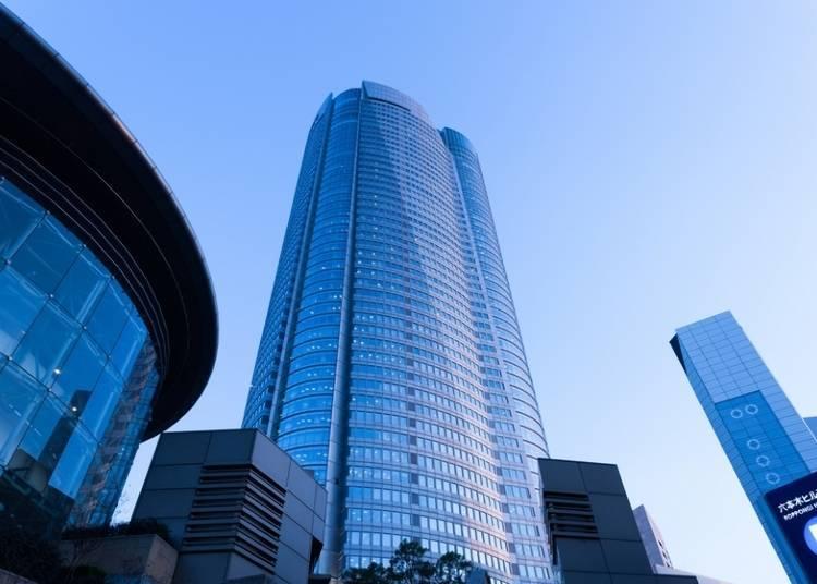 東京シティービューと森タワースカイデッキ