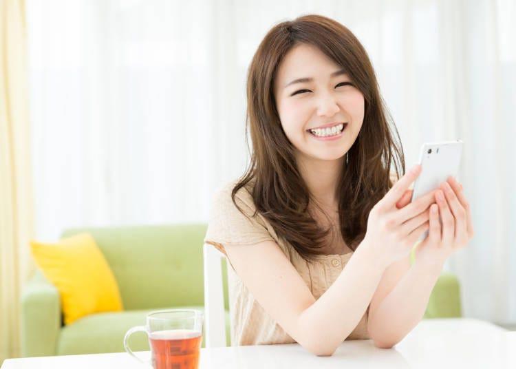 日本の女性って魅力的!
