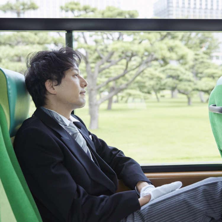 イケメン執事の休日に密着。「はとバスツアー」には日本観光を満足させる仕掛けが山ほどあった【東京執事物語番外編】