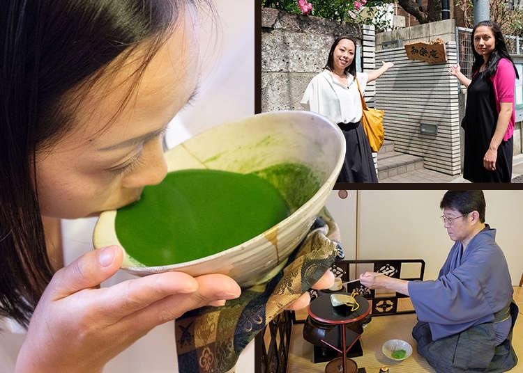 茶道-おいしくお茶を愉しみ、美しい文化を学ぶ - LIVE JAPAN (日本の ...