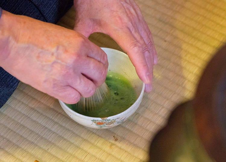 Usucha in Tea Ceremony: How to drink Usucha