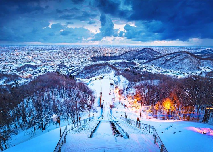 1. Sapporo