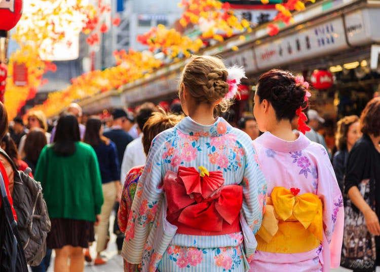 台灣人最愛去東京哪裡玩?台灣人最愛五大景點排行榜
