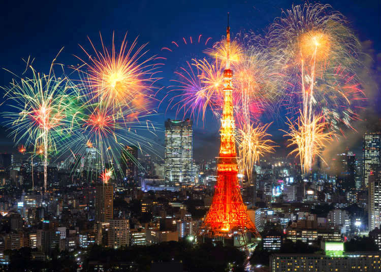 The Top 5 Things to Do During New Year's in Tokyo 2019