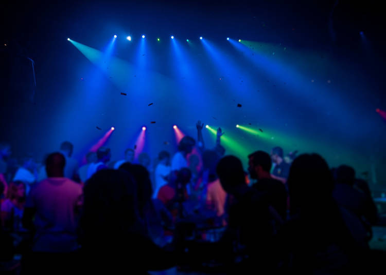 The Wild Countdown Parties of Roppongi
