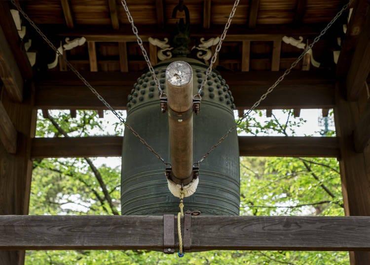 【새해 이벤트】일본 전통행사-절에서 제야의 종 타종