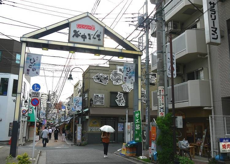 4. Yanaka: The Town of Cats