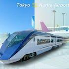Keisei Skyliner Train Transfer between Narita and Tokyo