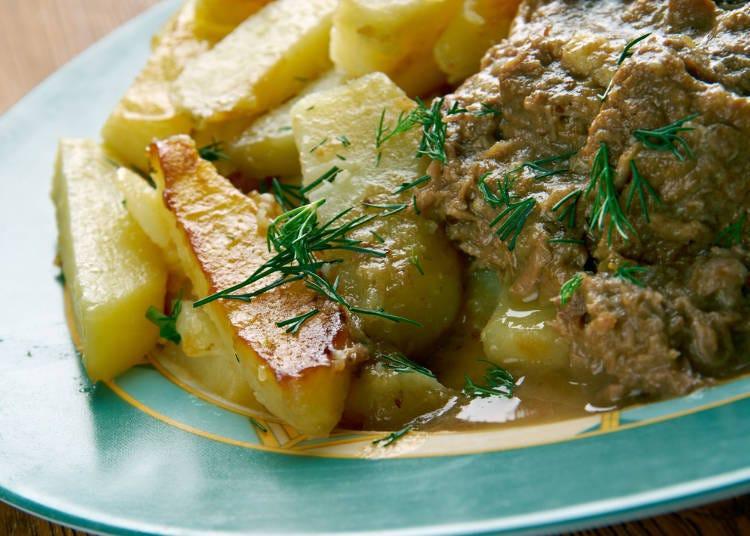 벨기에인이 고른 것은 모국의 향토음식 '스토프블리스'