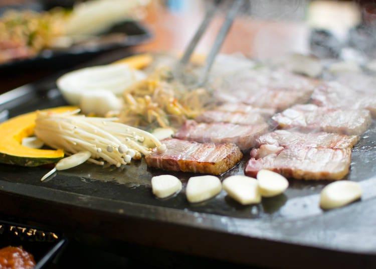 한국인이 고른 최후의 만찬은 '삼겹살'!