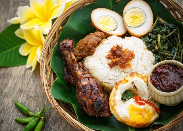 인도네시아인이 먹고 싶은 것은 소울푸드 '나시참프루'