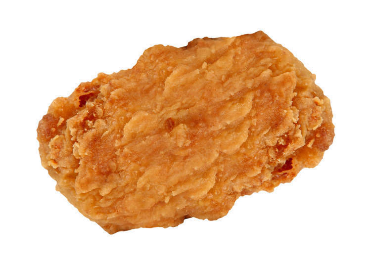 The number one snack is chicken!