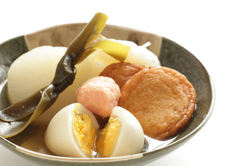 """The most disliked food by foreigners is, unexpectedly, """"oden"""" hot pot"""