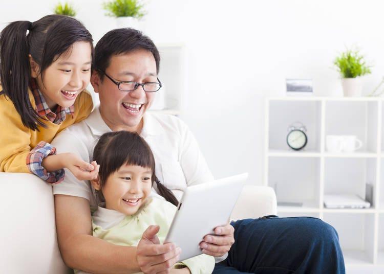 10:子どもに自由な選択肢を与えて、育てられるところがいい!
