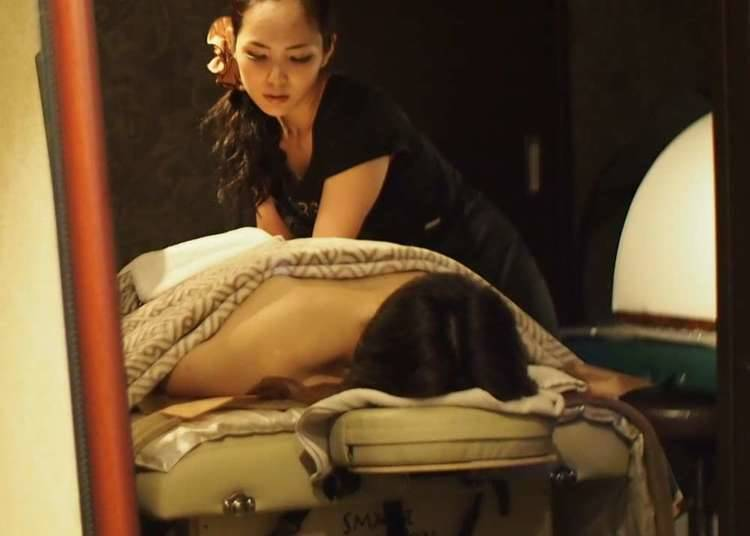 7. Salon Erimes: Japanese Esthetics in the Heart of Ginza