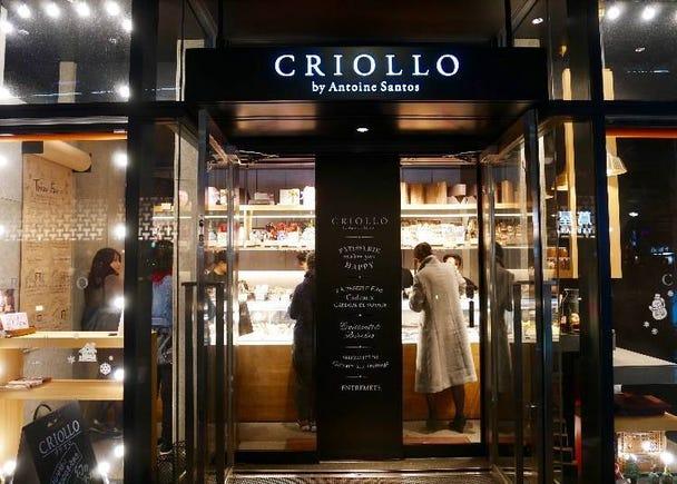 【CRIOLLO】法國主廚原汁原味的法式甜點