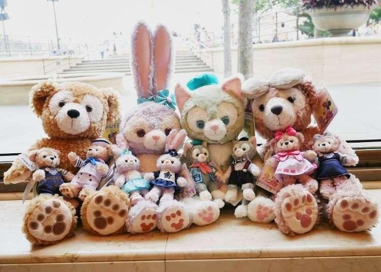 萌到立刻想擁有!東京迪士尼必買商品清單有哪些?