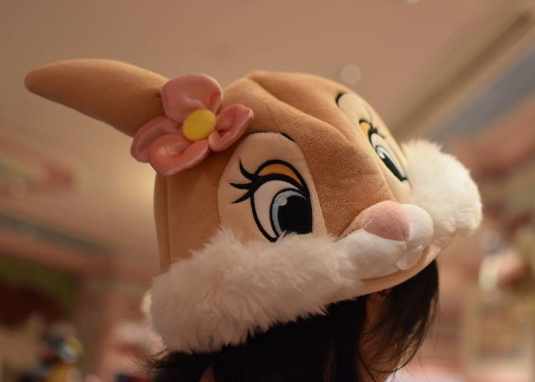 Tokyo's Fun Disney Character Hats