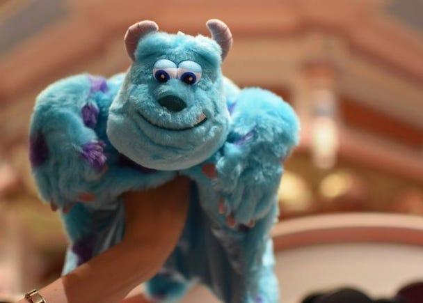 各種角色造型軟綿綿絨毛玩偶