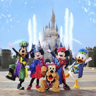 東京迪士尼樂園門票 舞濱站取票