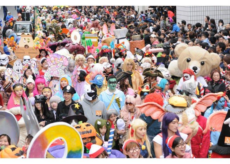 The Fun Starts at Kawasaki Station!