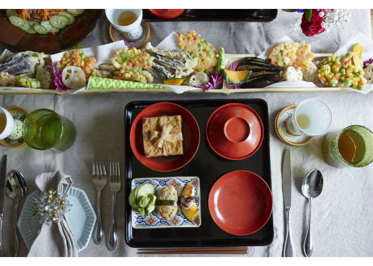 Japanese Home Cooking with Tadaku -with locals