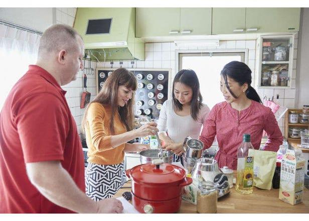 來去日本人家裡學料理!體驗日本家庭料理與文化「Tadaku - with locals日本料理教室」