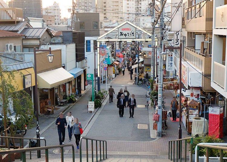 5. Yanaka Ginza Shopping Street