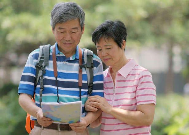 【愛要及時】帶著爸媽爺奶自助遊東京 孝親之旅行程安排就要這樣做!