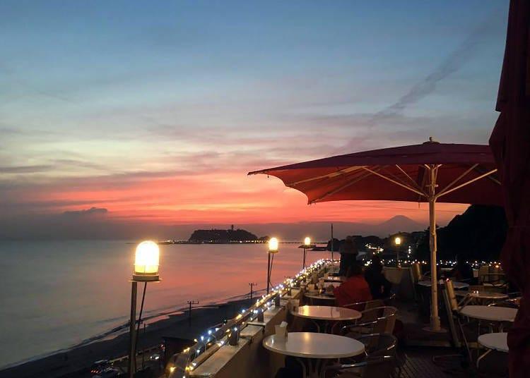 SPOT 5) Superb Terrace View and Italian Dining at Amalfi Della Sera