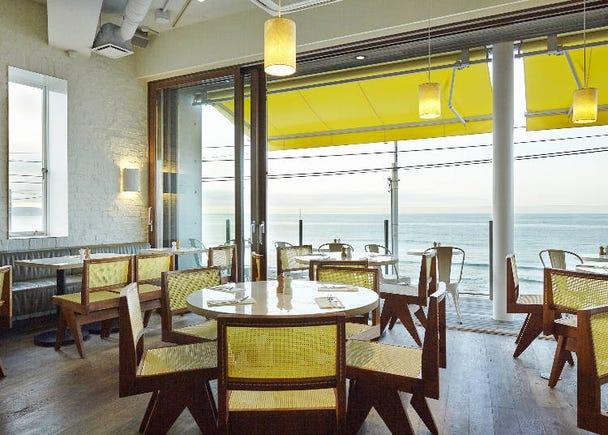 必吃! 雪梨起家的休閒咖啡廳「bills七里濱」