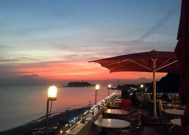 必吃! 美景配美食是一定要的!景觀餐廳「Amalfi Dellasera」