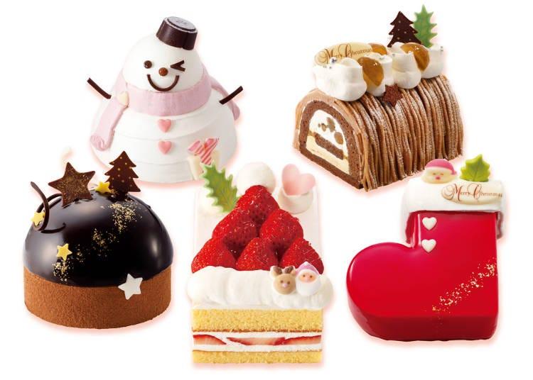 """""""少人数で過ごすクリスマス"""" にぴったりのクリスマスケーキ/銀のぶどう"""