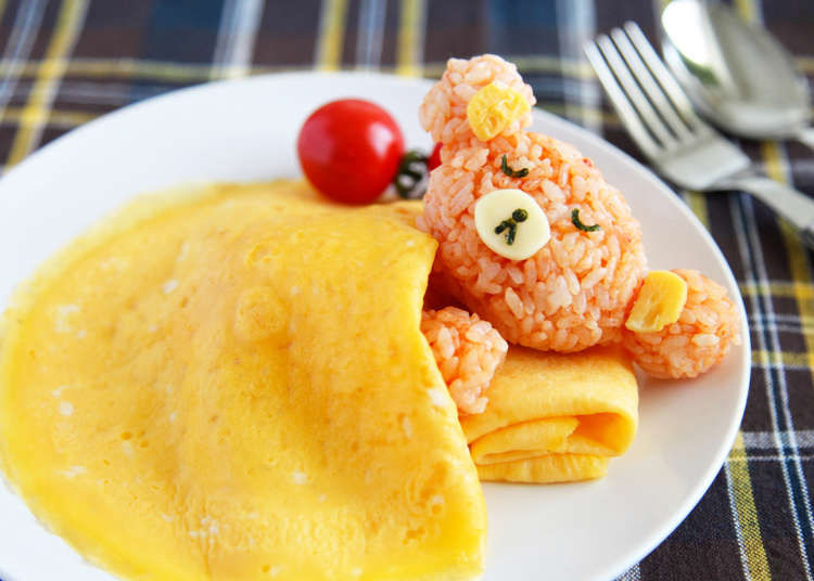 Sunny Side Up Or Omurice 6 Japanese Egg Dishes You Have To Try Live Japan Travel Guide