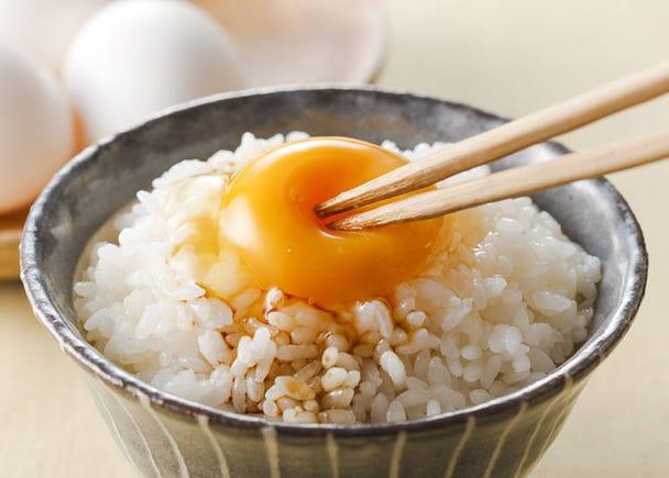 Tamago kake gohan/卵かけごはん
