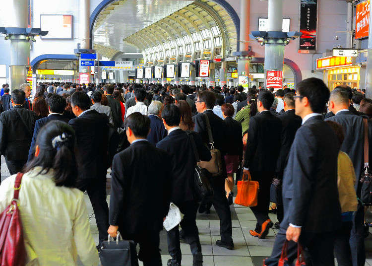 Working in Japan – 10 Things You Didn't Know About Japanese Job Interviews