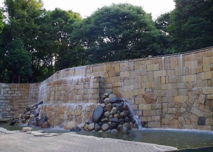 5. 新宿也有「尼加拉瓜大瀑布」?