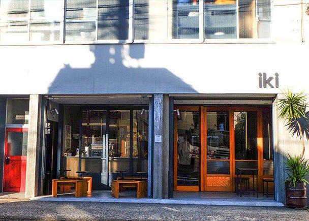 Excellent Coffee and Brunch: iki ESPRESSO TOKYO