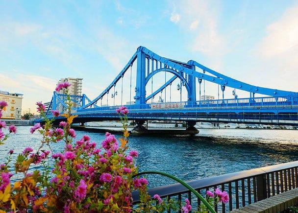 Engineering Romance With Nearly 100 Years of History: Kiyosu Bridge