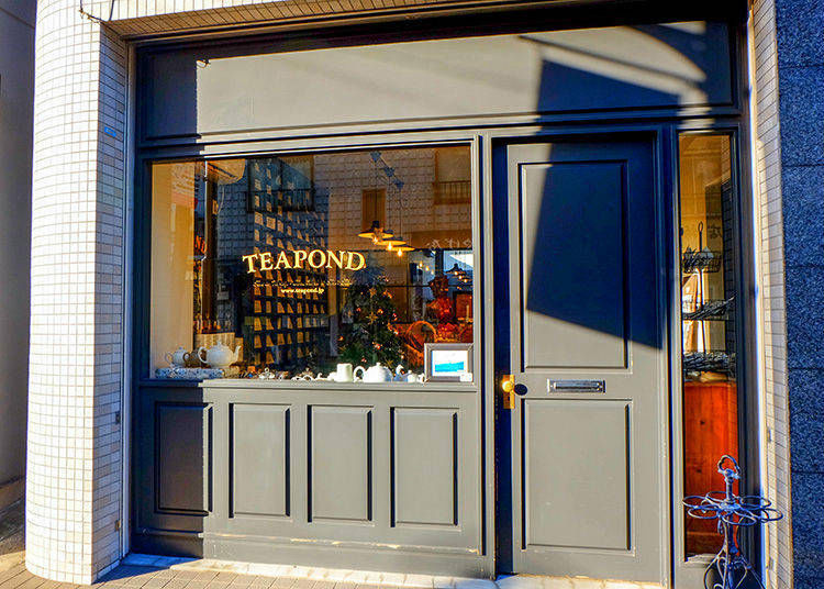 全世界的經典紅茶都在這裡! 到紅茶職人專門店「TEAPOND」尋香找茶去!