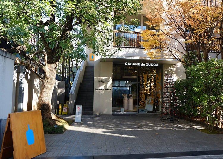 來「Blue Bottle Coffee(藍瓶咖啡)」青山cafe品嘗一杯職人手沖咖啡 展開旅遊中美好的一天