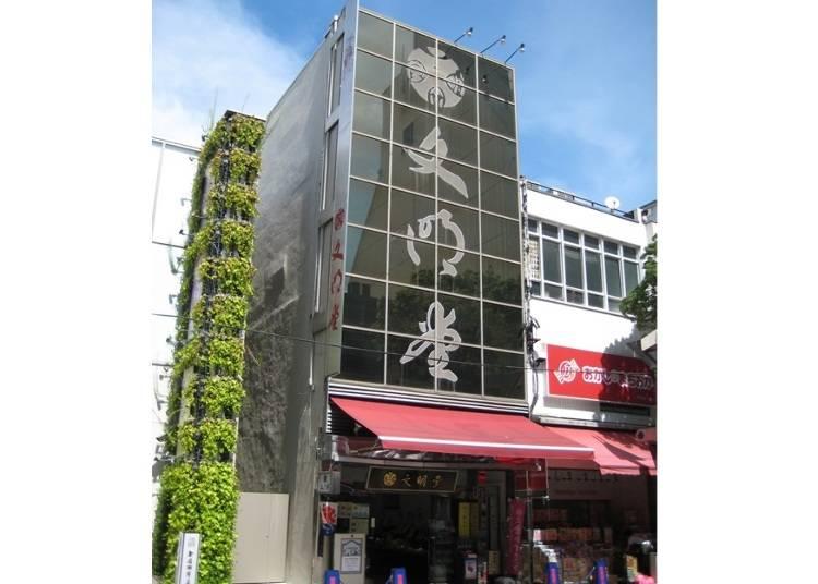 伝統の技で焼き上げたカステラ!横浜文明堂 伊勢佐木町一丁目店
