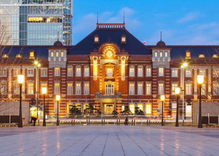 東京駅周辺のおすすめ観光スポット! 東京駅に来たら一度は寄る価値アリ