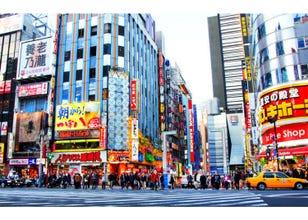 도쿄 신주쿠 여행이 더욱 즐거워 지는 상식 10가지