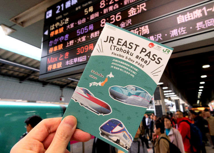 How to Save Money with These 4 Amazing Discount Japan Train Passes!