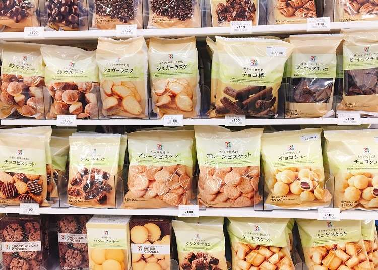 日本旅遊的好夥伴!日本7-11不買對不起自己的10大零食
